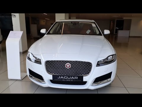 Jaguar XF | White Edition | Exterior And Interior | Walk Around