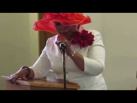 Great Comission District Meeting COGIC - 5/14/15 - INVOCATION - 1st Lady Lisa Bouknight