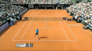 Stuttgart 2014 Final Highlights Bautista Agut Rosol