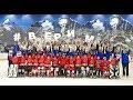 """Флешмоб в поддержку олимпийцев: """"Дон-ТР"""" и юные хоккеисты """"Ростова"""""""