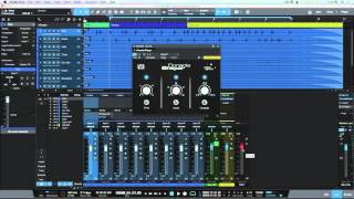 Studio One 3.2: Console Shaper Overview