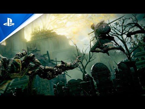 Elden Ring - Official Gameplay Trailer | PS5, PS4