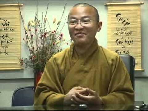 Mười điều tâm niệm - Điều 2: Tu trong hoạn nạn (21/08/2006) Thích Nhật Từ