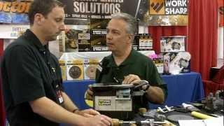 The Work Sharp 3000 - Woodcraft Vendor Trade Show 2012
