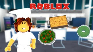 Dicey's Cooking Show w/ Sunset Safari | Roblox Bloxburg Cooking Update