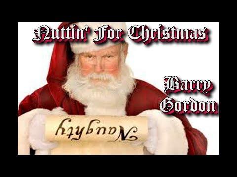 Barry Gordon   Nuttin' For Christmas