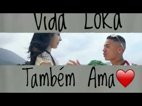 Mc Menor Mr (top Miusic) Vida Loka Também Ama