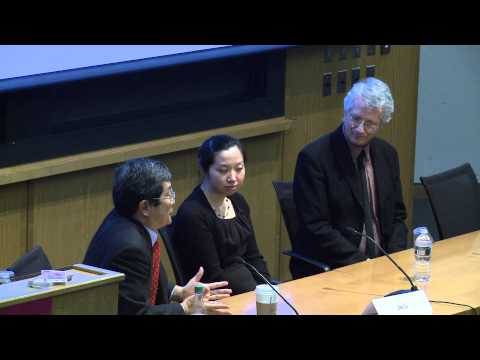 2013 Edwin O. Reischauer Lectures Q&A (1): Toward an Archaeology of Distraction