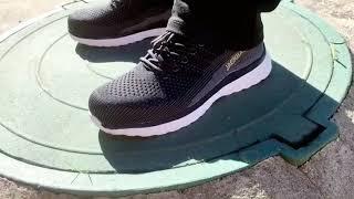 Супер кроссовки безопасные кроссы защитная обувь обзор видеообзор лучшие  крутые кросы с алиэкспресс