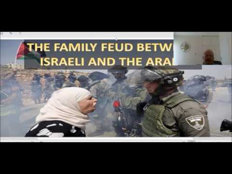 PALESTINE WILL SERVE ISRAEL   THE TWO NATIONS IN THE WOMB OF REBECCA