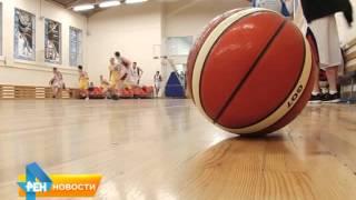 В Саратове проходят игры Чемпионата Ассоциации студенческого баскетбола
