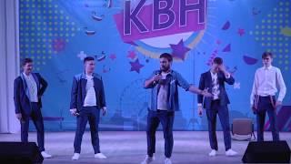 Фестиваль-открытие 19 сезона Харьковской молодёжной лиги КВН