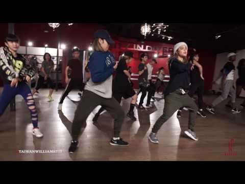 Pretty Ricky  On the Hotline Choreography  Taiwan Josh Williams
