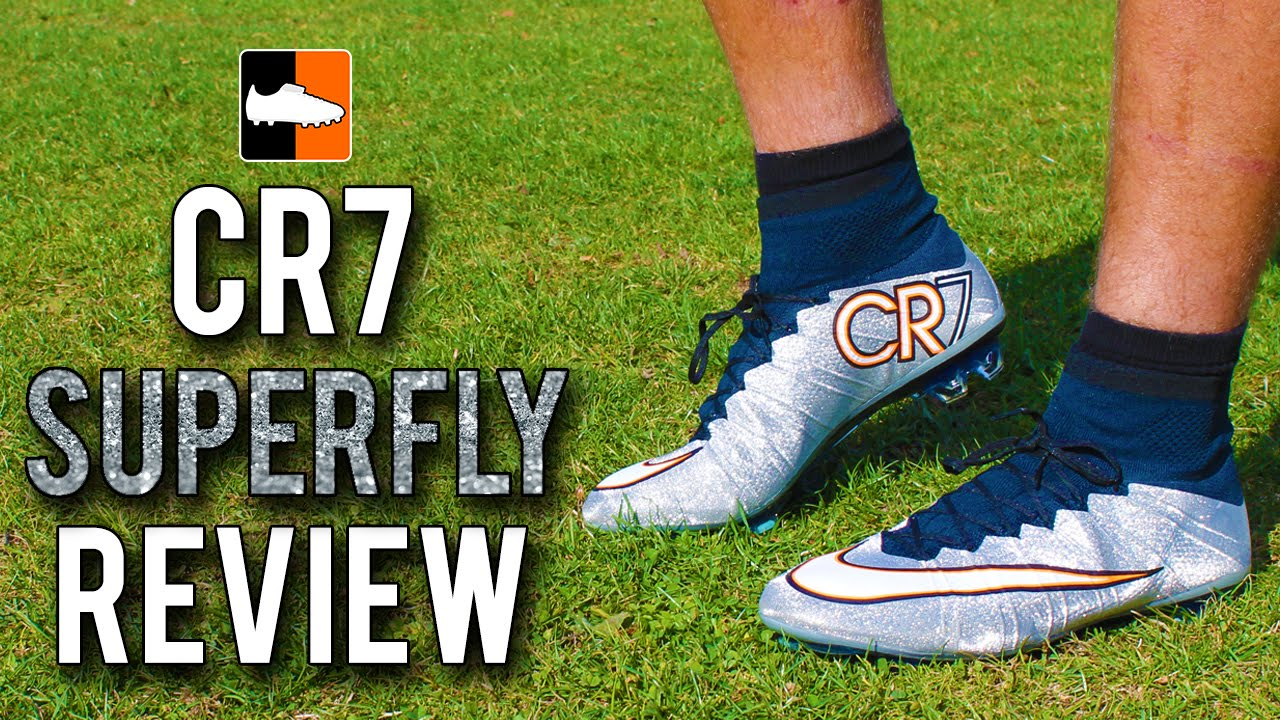 da8e2ab5de6 Cristiano Ronaldo s Silverware Mercurial CR7 Superfly Review - YouTube