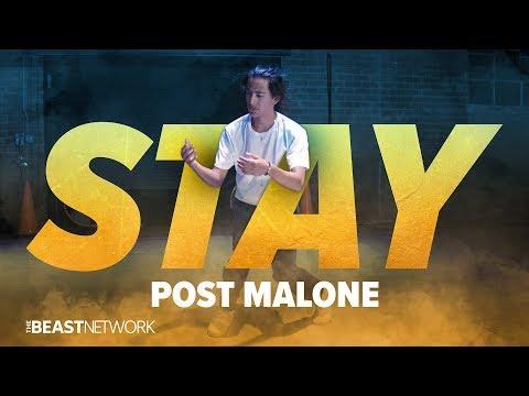 Post Malone - Stay | Julian DeGuzman Choreography | IMMASPACE