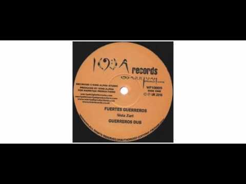"SISTA ZARI / Iwarriyah -  Fuertes Guerreros / Freedom Fighters - 10"" - Iwa Records"