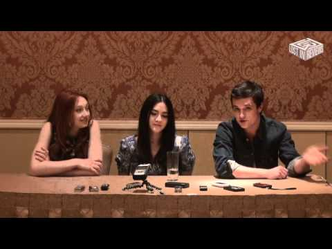 Interview with the Cast of The Hunger Games in Dallas