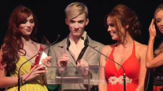 National Reality TV Awards 2011 pt1