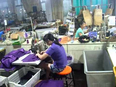 Pu Authentic Leather Bag Manufacturer In Guangzhou China