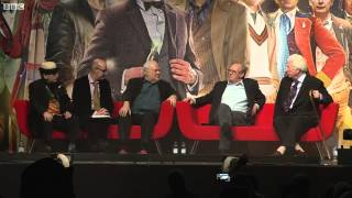 Does age matter to The Doctor? - Regenerations Panel - Doctor Who 50th Celebration