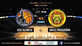 GTK Gliwice vs Znicz Pruszków (5 kolejka) 1LM