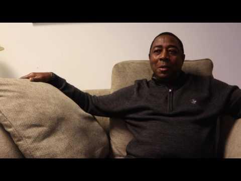 Fair housing marcher: Earl Bracy