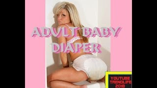 #Adult Baby #Baby Girl #Adult Diaper #Adult Napy #AB #DL #ABDL #4
