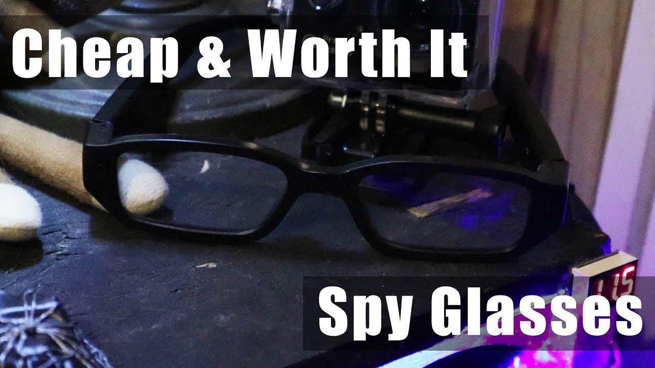 4e4ac556b0841 Cheap Yet Worth It Spy Glasses Ebay Review - YouTube