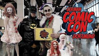 GERMAN COMIC CON  DORTMUND 2019 | WINTER EDITION | COSPLAY VIDEO TVGC