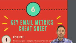 Email Marketing: 6 Key Email Metrics
