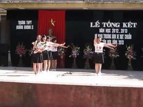 Van nghe 10C10_ Trường THPT Quảng Xương 2.