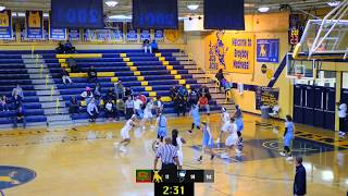 JOHNSON C. SMITH UNIVERSITY WOMEN'S BASKETBALL VS. UNIVERSITY OF PUERTO RICO-BAYAMON
