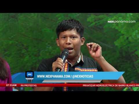Ricardo Miranda: ''El Presidente está violando los derechos humanos de los pueblos indígenas''