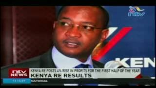 Kenya RE posts 4% rise in profits for the first half of the year