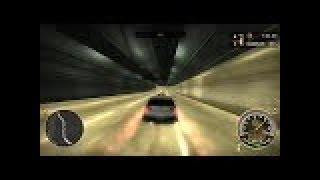 Need for Speed Most Wanted 2005 black list no. 14 TAZ's Tollbooth race