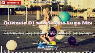 Quiterio Dj Ft Sergio Lugo Mix - Mi Sabor Costeño 🎵((🎧 Grandes De La Costa Mix 🎧))🎵 - Tribal 2018