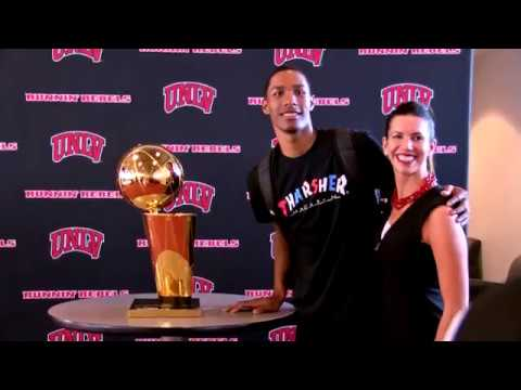 Back on Campus: McCaw Takes Larry to UNLV