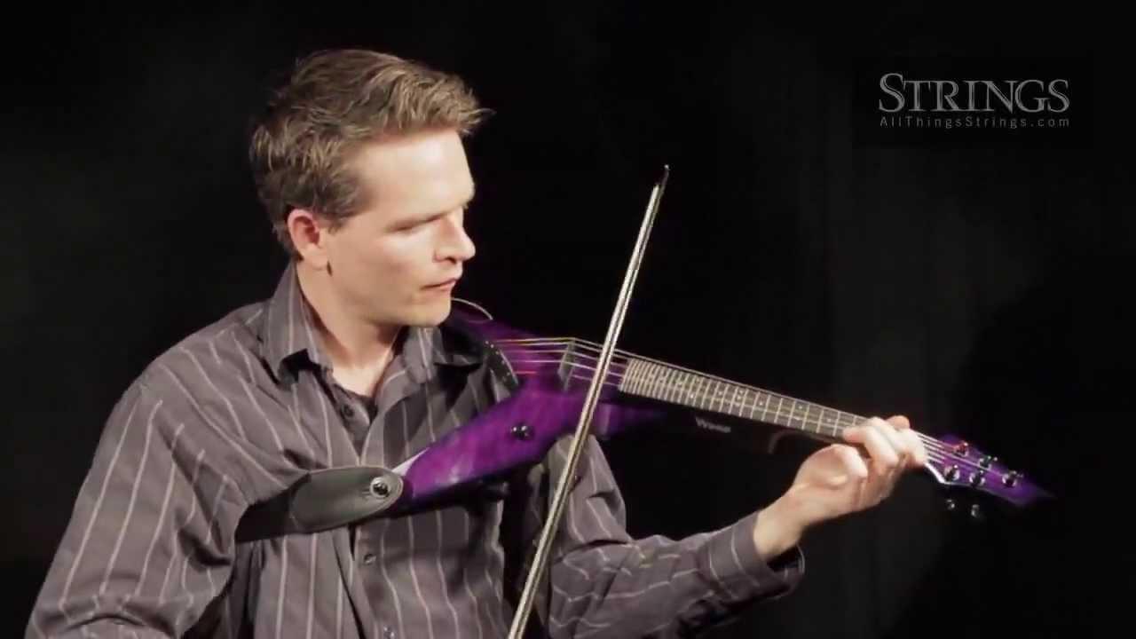 V Is For Violin Mark Wood Signature Viper