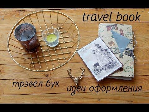 Мой трэвел бук/travel Book. Идеи оформления!