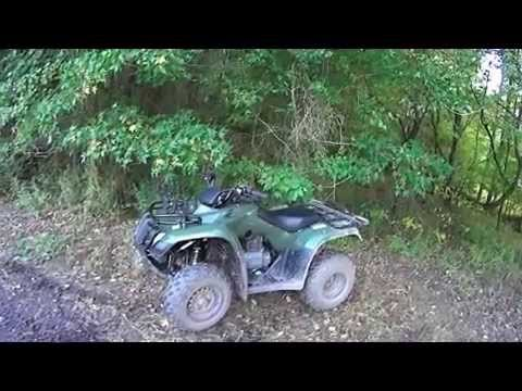 Honda FourTrax Recon 250 review