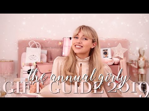 My Annual PINK Girly Gift Guide 2019! ~ Freddy My Love