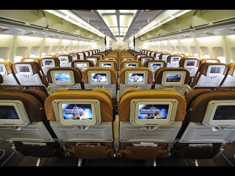 GARUDA INDONESIA | ECONOMY CLASS | JAKARTA-DENPASAR BALI | CGK-DPS | AIRBUS A330-300