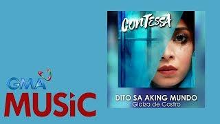 Dito Sa Aking Mundo | Glaiza de Castro | Contessa Theme Song