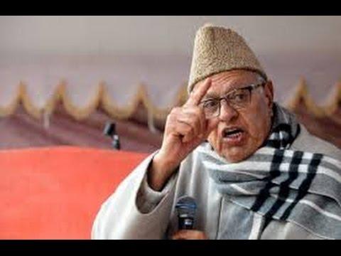 Farooq Abdullah demands Governor rule in J&K
