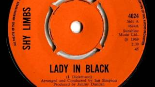 Shy Limbs - Lady in Black (1969)