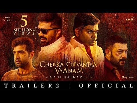 Chekka Chivantha Vaanam Official Tamil Trailer 2 | Mani Ratnam | A.R Rahman