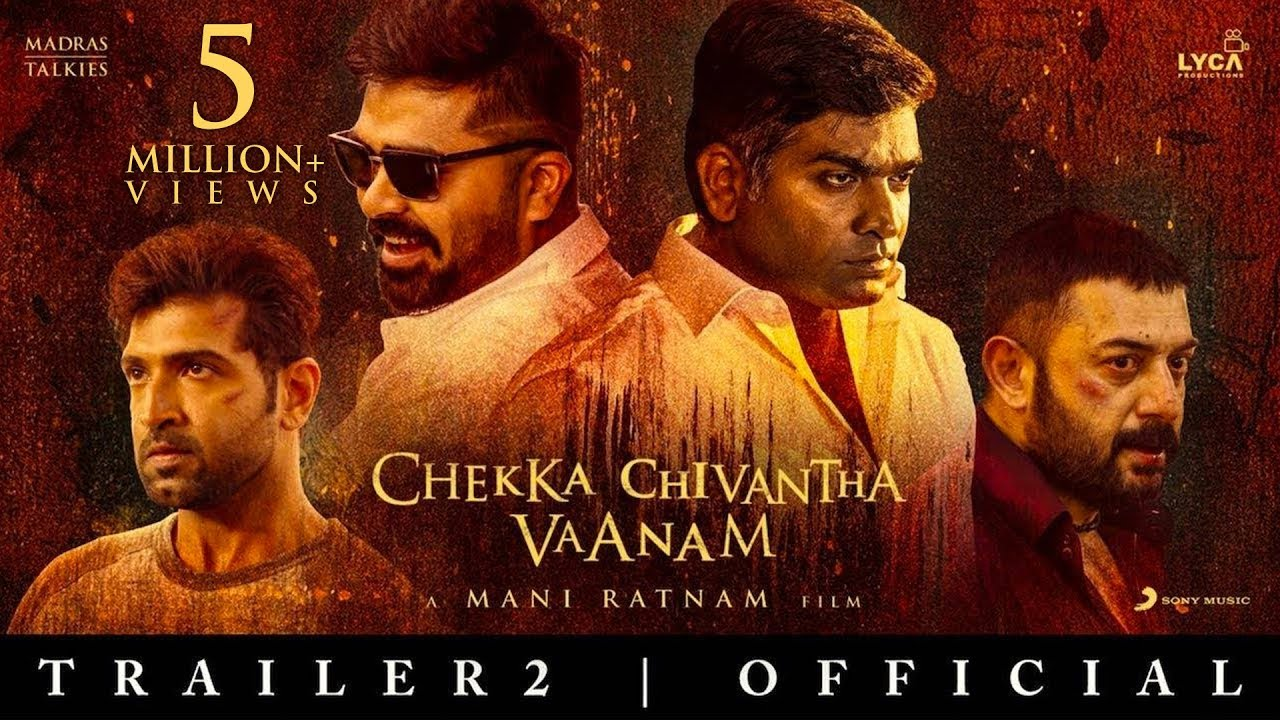 Image result for Chekka Chivantha Vaanam Official Trailer images