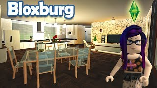 Tour of my home in Bloxburg 🏠 Family house with two mono-environment 🏠s Roblox