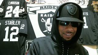 Oakland Raiders vs Indy Colts Week 8 2018 Game Review
