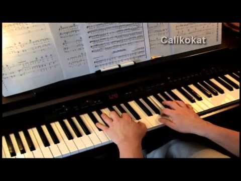 Scales and Arpeggios -  Aristocats - Piano